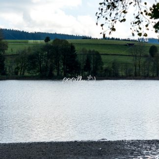 Badsee bei Beuren III - Papillu