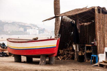 Boot – Spanien – Malaga - Papillu