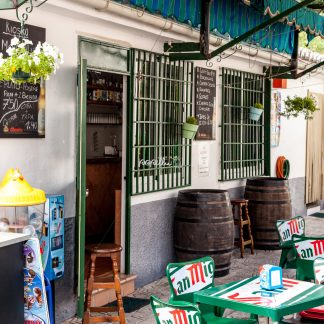Cafés – Granada - Papillu