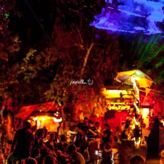 Clubbing im Sommer - Papillu