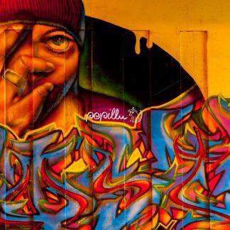 Graffiti - Papillu