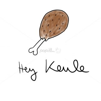 Hey Keule! - Papillu