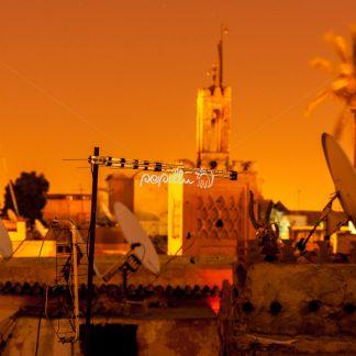 Marrakeschs Dächer IIIIIII - Papillu