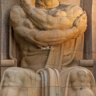 Völkerschlachtdenkmal - Papillu