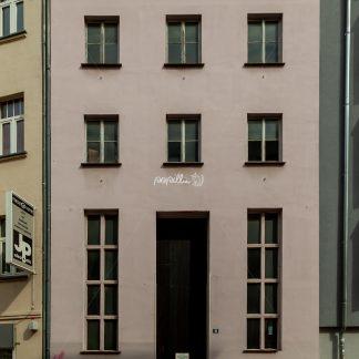 Hohe Tür - Papillu´ Lampen Design, Grafik und Fotografie