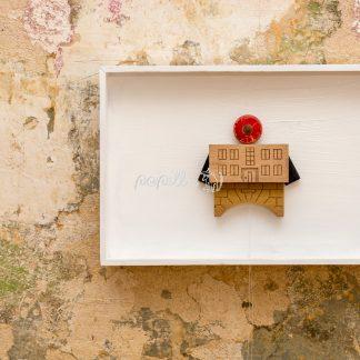 Schornsteinfeger - Papillu´ Lampen Design, Grafik und Fotografie